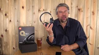 "The Sweet JBL E55BT ""Quincy Jones"" Audiophile Headphones - REVIEWED!"