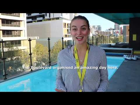 Student Project! Life At The Boulevard, Perth By Laurène And Yuqi