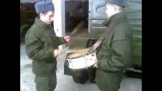 В армии (temsski) - jam