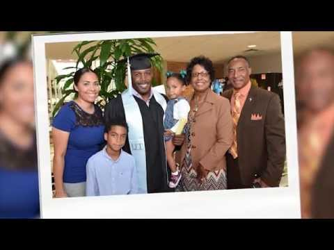 Priest Holmes graduation [June 15, 2015]
