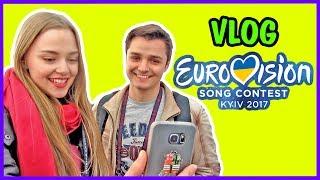 LimeVlog #3 ЕВРОВИДЕНИЕ В КИЕВЕ 2017 NataLime Ната Лайм Влог
