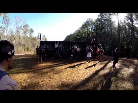Spartan Sprint- Atlanta, 2015 - Mile 1