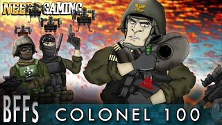 Battlefield Friends - Colonel 100