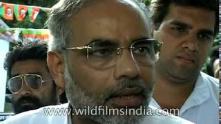 Narendra Modi and other politicians on successful conclusion of Kargil conflict