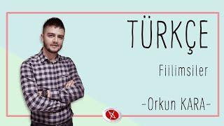 Türkçe - Fiilimsiler
