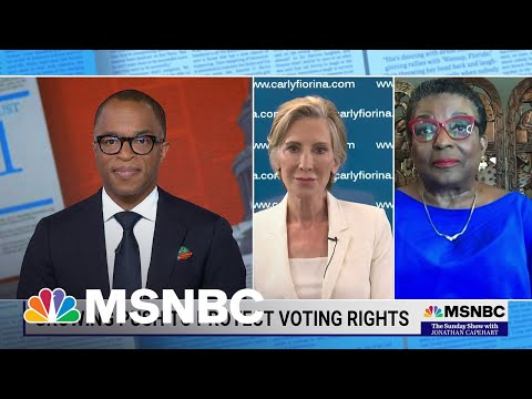 The Bipartisan Fight To Protect Voting Rights