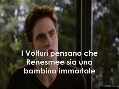 Teaser Trailer Breaking Dawn parte 2- SUB ITA