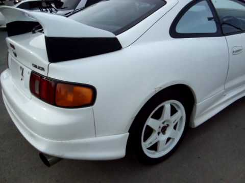 Toyota Celica 6th Generation Turbo Awd Jdm Imported Japan Import
