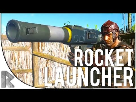 ROCKET LAUNCHER w/ HAVIK! - Survival of the Fittest Part 11 (Free to Play)