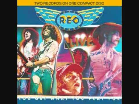 REO Speedwagon- Flying Turkey Trot(Live)