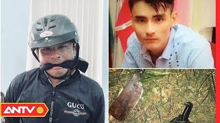 Hiện trường nghịch tử sát hại 4 người thân trong gia đình   ANTV