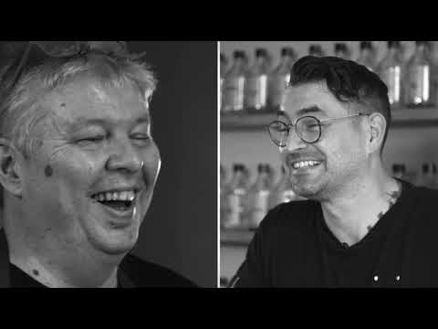 Chefs in Conversation Episode One: Cocktails and Canapes with Ron and Rich