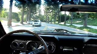 1966 Mustang GT Test Drive