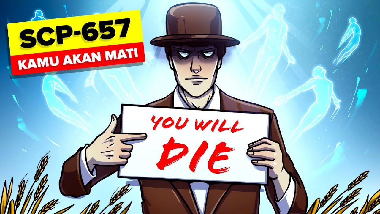 SCP-657 - Manusia Pemrediksi Kematian (Animasi SCP)