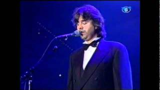Night of the Proms Rotterdam 1995:Andrea Bocelli: Caruso. Inédit