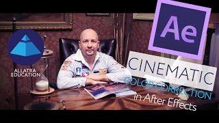 Быстрая киношная цветокоррекция в After Effects / Cinematic Color Correction in After Effects(Киношная Цветокоррекция. Именно эта тема сегодня в очередном видео уроке от Allatra Education. Вы узнаете, как быстр..., 2015-02-03T23:09:37.000Z)