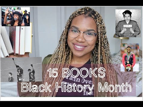 15 BOOKS TO READ FOR BLACK HISTORY MONTH [CC]