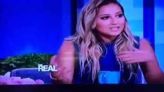 Adrienne Bailon on calling off her engagement (The Real)