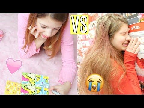 Types of Girls on Valentine's Day - Girl Talk Comedy Season 1 Ep.13