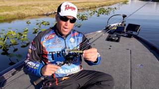 Topwater: How to throw a prop style bait