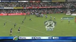 Bakkies Botha slaps Ryan Kankowski