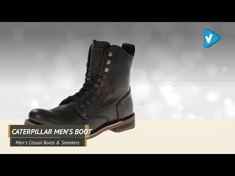 Caterpillar Men's Casual Boots & Sneakers, 2019 Collection, Choose Your Style!