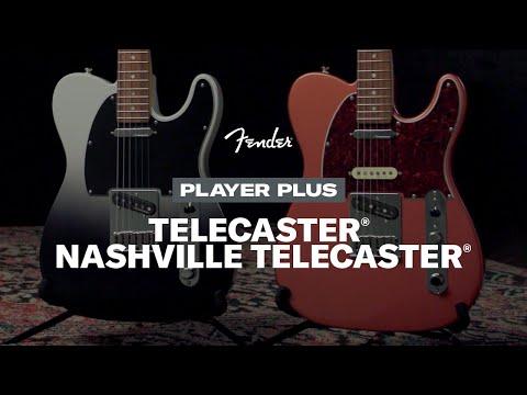 Exploring the Player Plus Telecaster Models | Fender