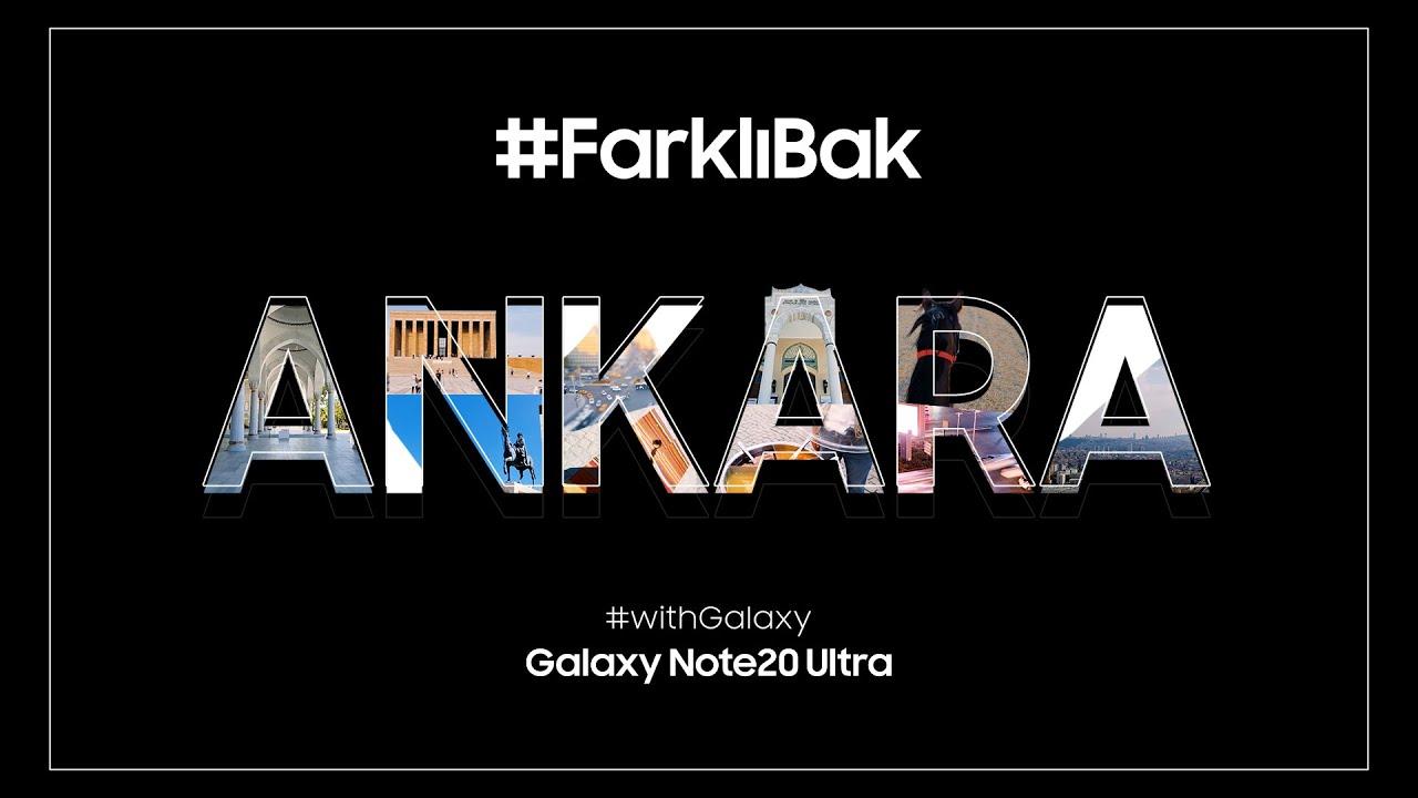 #TeamGalaxy ile Ankara'ya #FarklıBak / Halil Bekar