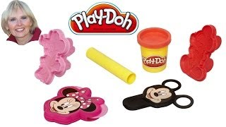 play doh mickey mouse clubhouse mickey and minnie sets