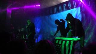 "VentanA ""Pledge Your Allegiance"" Live December 27th 2014"