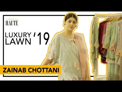 281f650ce7e2f Zainab Chottani's LAWN Collection 2019 REVIEW | LATEST Trends ...