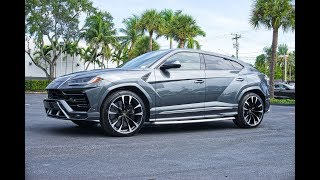 Lamborghini URUS The World