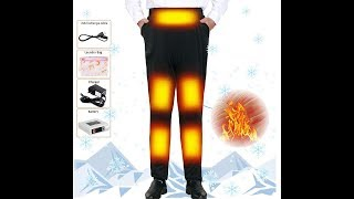 Fernida Heated Trouser Washable Pants Review
