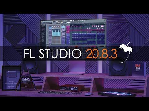 FL STUDIO 20.8.3 | What's New?