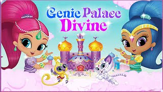 Shimmer And Shine: Genie Palace Dress-up - Nickjr Games