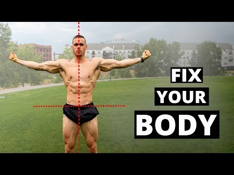 How To Fix Your Muscle Symmetry (Build A Greek Physique!)