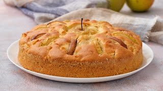 Apple cake: a easy recipe for a delicious dessert!