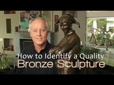 How To Identify A Quality Bronze Sculpture