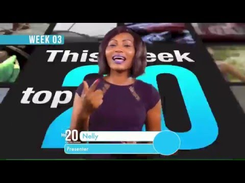 Top 20 Ghana Music Video Countdown - Week #3, 2016.