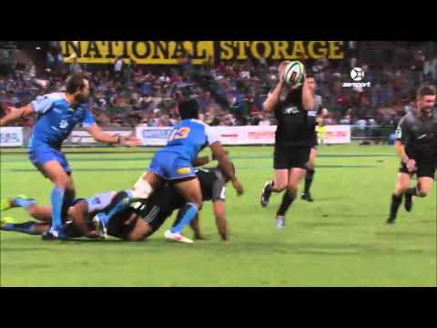 Super Rugby: Force V Crusaders (Round 7)