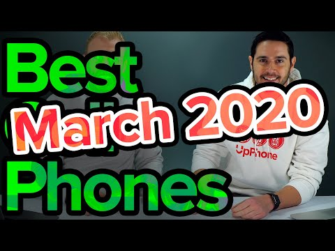 Best Cell Phones [March 2020]