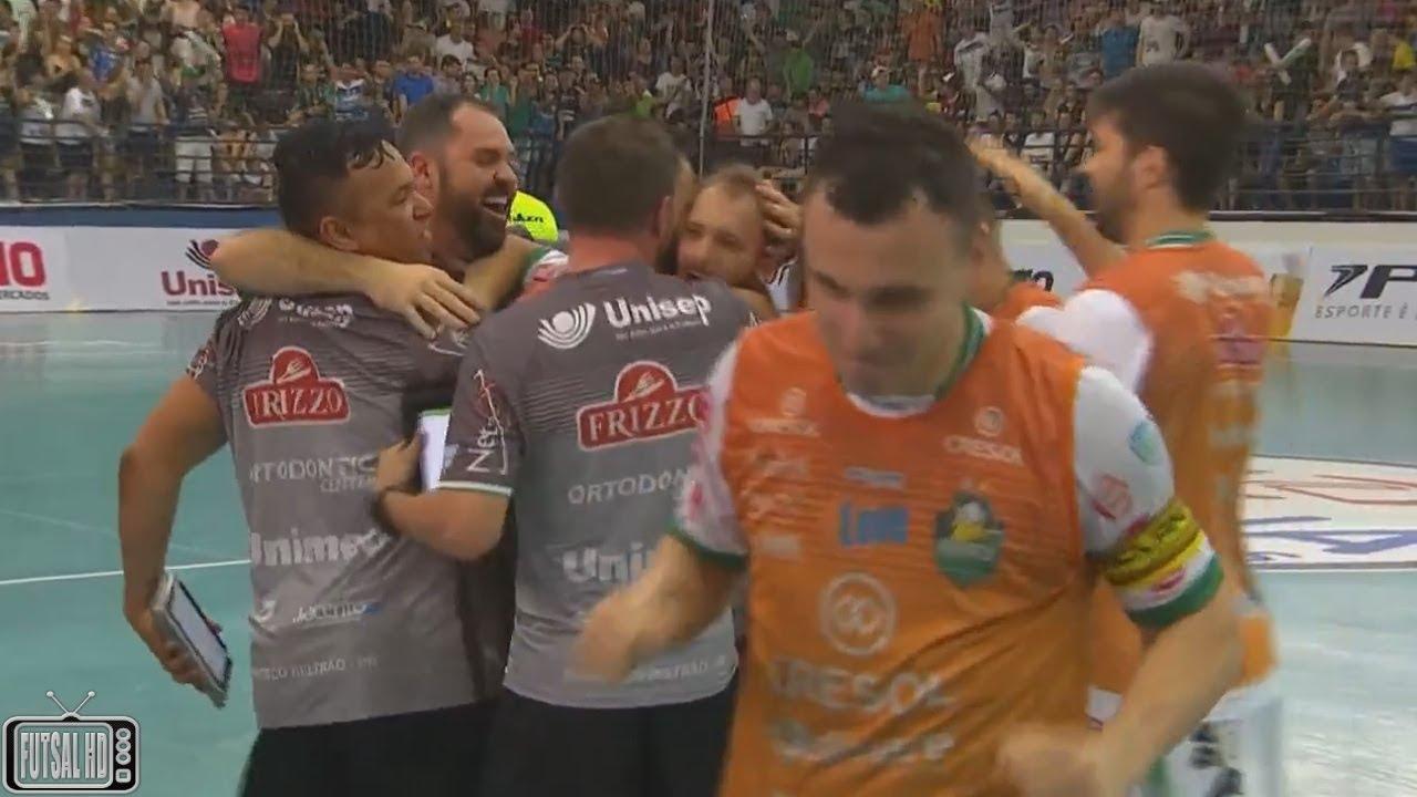 665ff71aa0 Gols Marreco 6 x 4 Corinthians - Quartas de Final Jogo 1 Liga Nacional de  Futsal 2017 (12 10 2017)