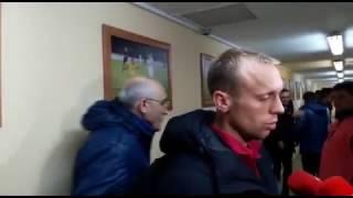 """Денис Глушаков о проигрыше """"Спартака"""""""