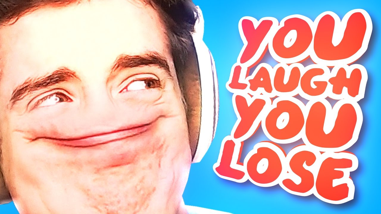 You Laugh You Lose Challenge Youtube