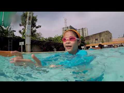 รีวิวสระว่ายน้ำในโรงเรียนพิริยะโยธิน (พิริยะสปอร์ตคลับ)