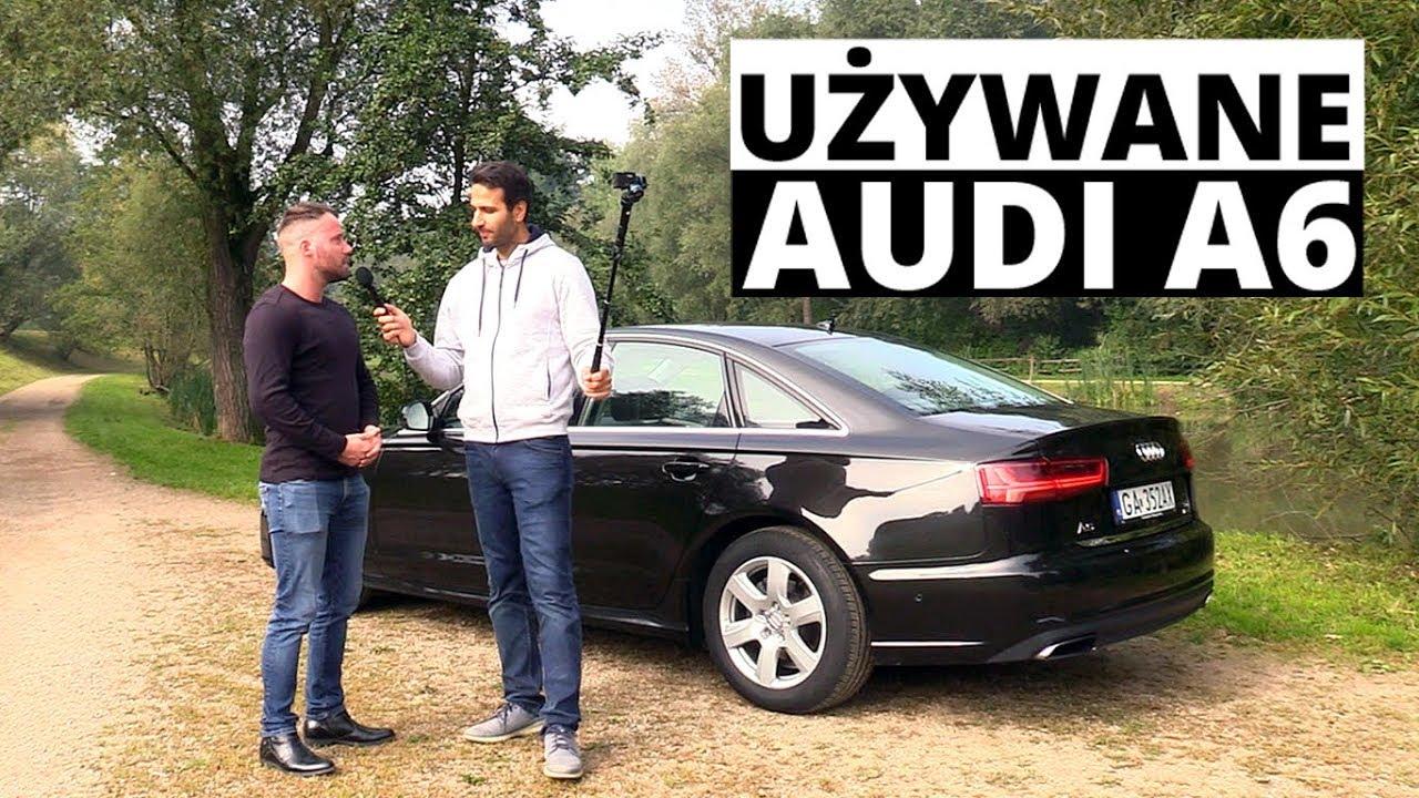 Przesiadka z BMW do Audi: test używanego A6 2.0 TDI ultra 2015