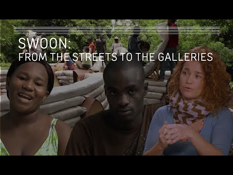 Swoon: From the Streets to the Galleries
