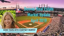 Denver Real Estate Market Update  - April 2019