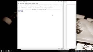 44. Создание модуля в Python 3 - create module (Уроки Python) RU