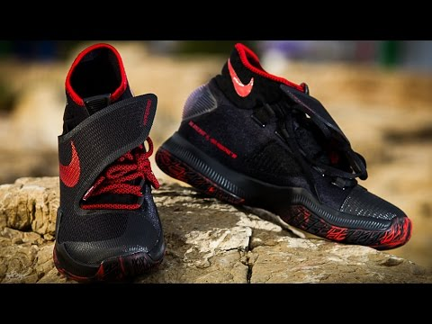 Bradley Beal Nike Hyperrev 2016 On Feet